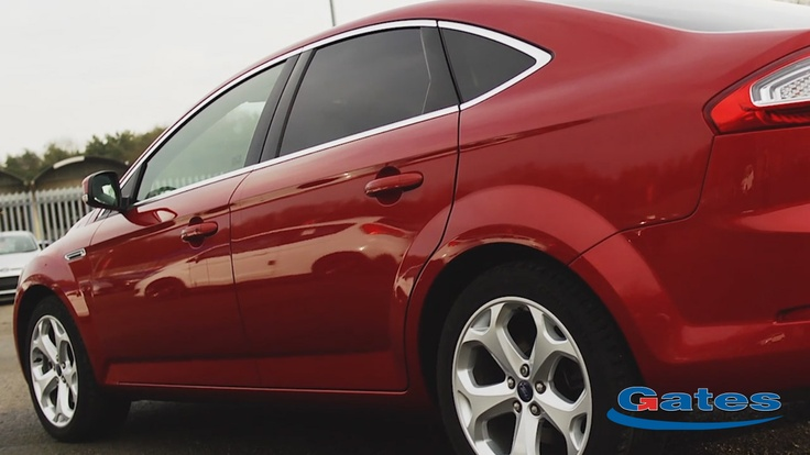 The new Ford Mondeo at Gates Ford #Ford