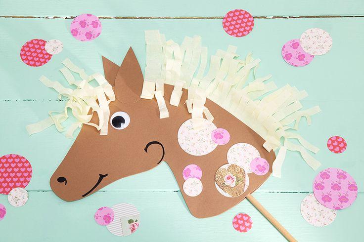 Für jedes Mädchen ein eigenes Pferd! Der Traum auf jeder Pferde-Feier! • Umsetzung und Foto: Thordis Rüggeberg