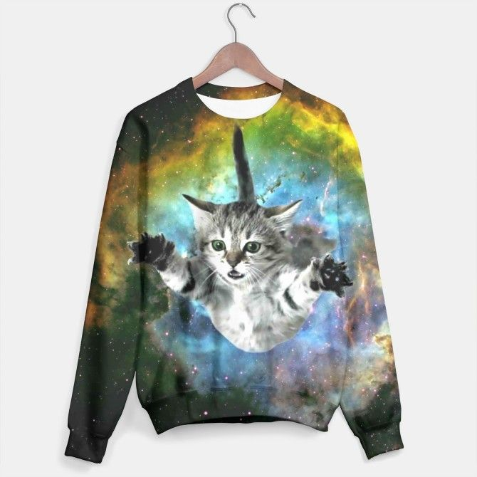 Jumper Cat sweater
