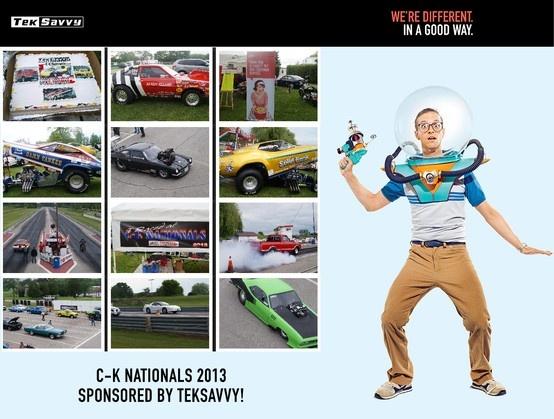 C-K Nationals 2013 at St.Thomas Raceway Park