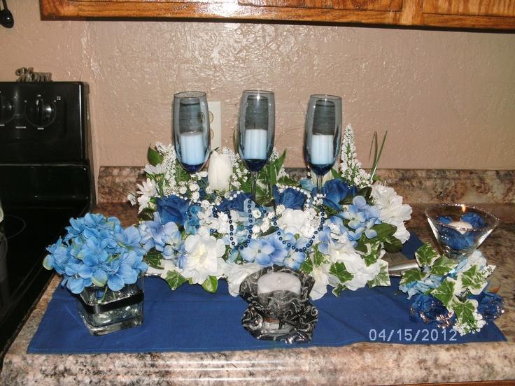 Diy Wedding Decorations Dollar Tree : Dollar tree centerpieces center pieces budget forward