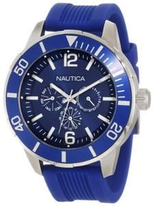 Nautica Men's N14624G NSR 11 Classic Analog Watch