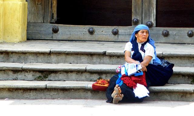 Woman in mexico