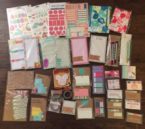 Target-Dollar-Spot-Page-Flags-Sticky-Notes-Notepads-Cards-Labels-Rare-Items