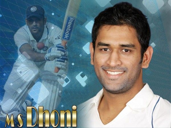 Mahendra Singh Dhoni or MS Dhoni free wallpaper download - Indian cricketer