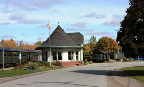 From a series of posts on Uxbridge, Ontario - Moving to Uxbridge? ..... History and Heritage ..... The Old Village