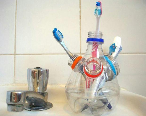 para cepillos de dientes