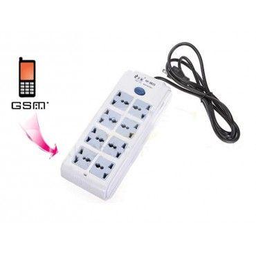 Prelungitor spion cu microfon GSM si autonomie nelimitata (in priza). Descopera aici oferta completa pentru acesti prelungitor spion cu microfon GSM!