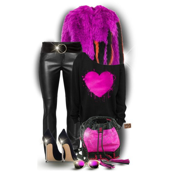 BLING ON VALENTINES DAY by kiki-parker on Polyvore featuring Casadei, Carianne Moore, MANGO, Revo, women's clothing, women's fashion, women, female, woman and misses