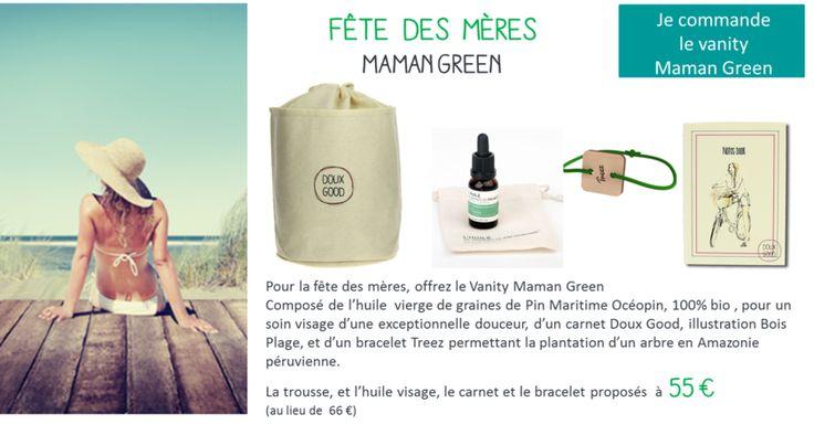 Doux Good - cadeau maman Green