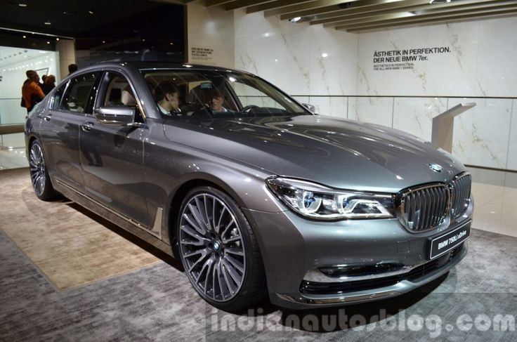 2016 #BMW 7 Series, 2016 BMW X1, BMW 3 Series facelift teased for #AutoExpo2016