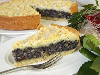 Mohnkuchen von Oma   – Food and drink