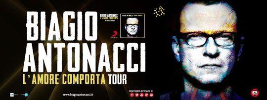 Ad aprile arriva Biagio Antonacci a Barletta.