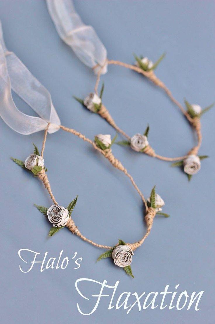 We love halo's www.flaxation.co.nz