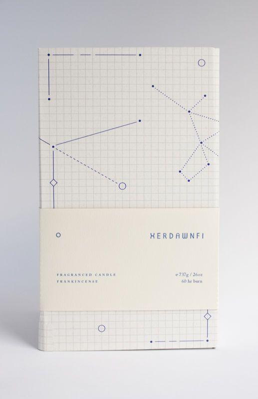 Actualité / Constellations de bougies / étapes: design & culture visuelle
