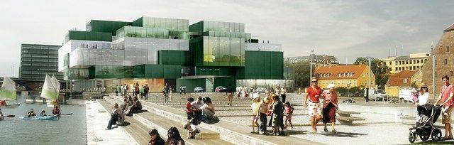 Danish Architecture Center - Rem Koolhaas - Copenhagen (2016)