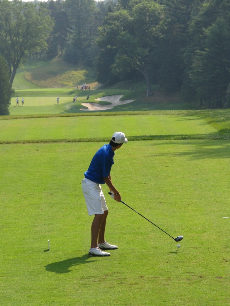 Keaton Jones Summit Golf and Country Club, Richmond Hill, Ontario, Canada