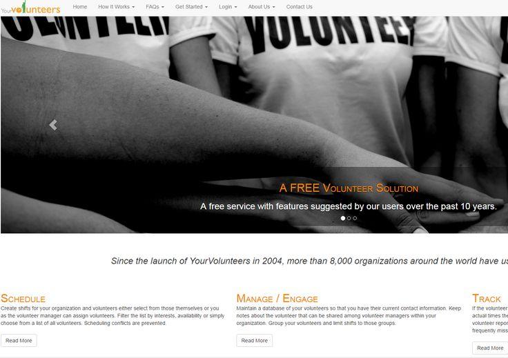 5 Free Volunteer Management Software Options - Capterra Blog
