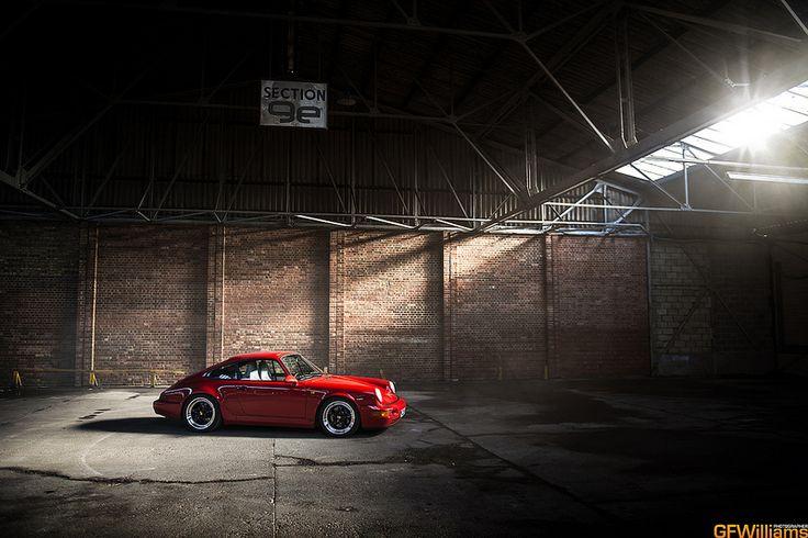 Porsche 964 www.in2motorsports.com