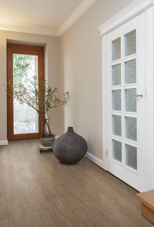 El piso debe ser algo que desde el principio les dé la bienvenida a tus invitados.