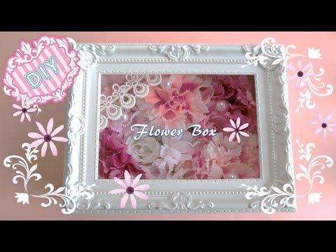 母の日にあげたい♡手作りフラワーボックス♪ | Handful
