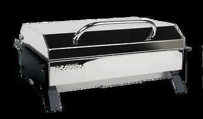 Kuuma Profile Cubed 150 Gas Boat Grill Stainless Steel 58162 w Rail Mount 58182