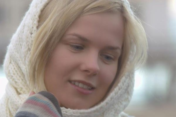 Britta Steffen auf Usedom