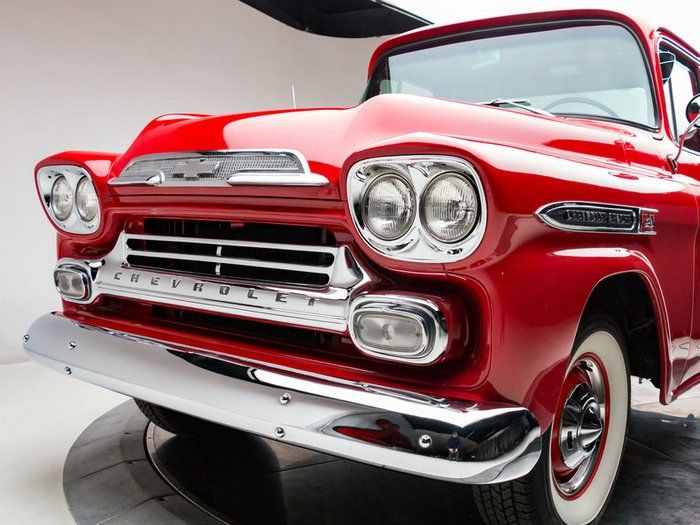Classic 1959 Chevrolet Apache For Sale 2102794 32 950 Cedar