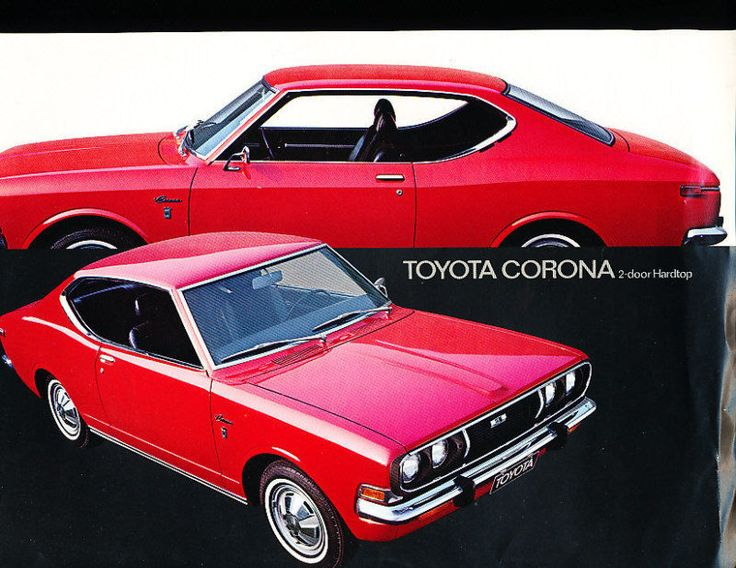 62 best cars toyota corona mk2 images on pinterest toyota corona vintage cars and classic. Black Bedroom Furniture Sets. Home Design Ideas