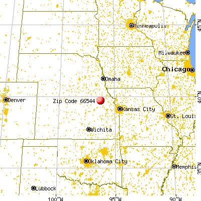 Vermillion Kansas Map   osm map general map google map msn map osm map