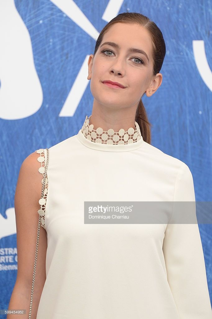 Actress Clara Alonso attends a photocall for 'Piuma' during the 73rd Venice Film…