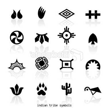 1000 Images About Tribe Symbols On Pinterest Ink Color