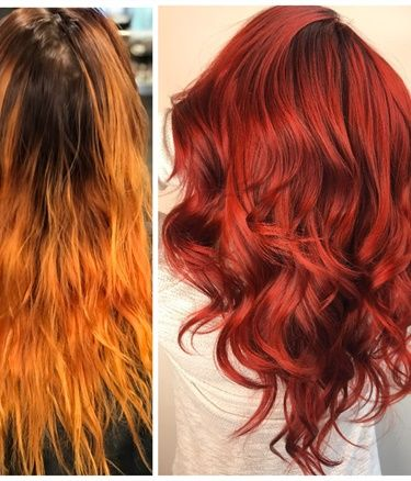 Punching Up The Color For Fall - Hair Color - Modern Salon