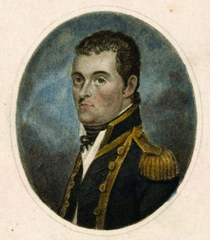 "Aged 27, Matthew Flinders took command of HMS Investigator under Admiralty instructions to chart and explore the last unknown Australian coast between the Great Australian Bight and the Victorian coast. He had already charted coastlines with George Bass in a tiny wooden boat ""Tom Thumb"". Flinders was meticulous about recording his voyages, the flora and fauna, weather conditions and changes in the coastline.  These were published as A Voyage to Terra Australis in 1814."