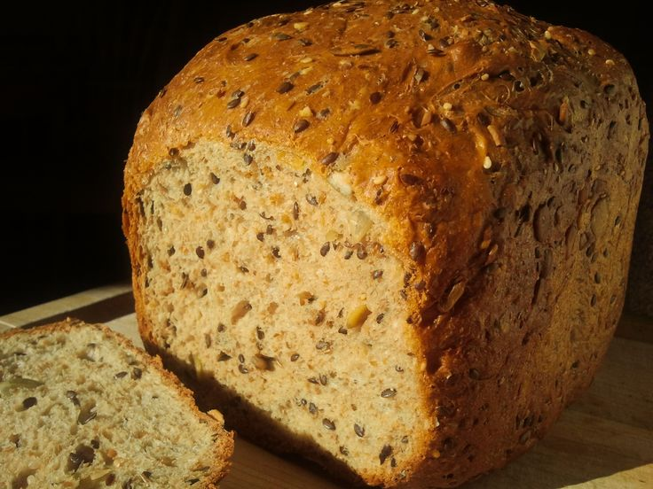 Food of Love: BEST Low Carb Bread!! (No joke)
