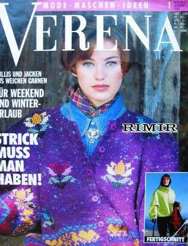 Verena № 1, 1993
