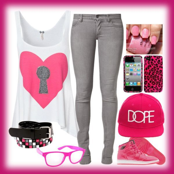 17 Best images about Dope outfits u0026 sneakers on Pinterest | Swag outfits for girls Mexican ...