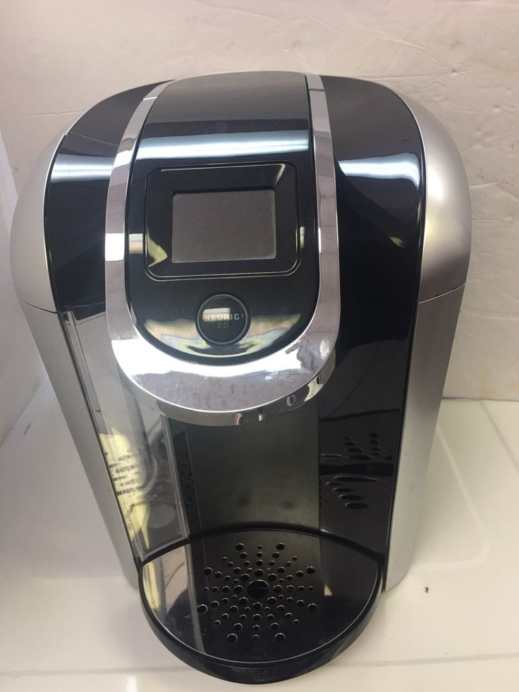 Keurig 2.0 400 good condition great work like new has no