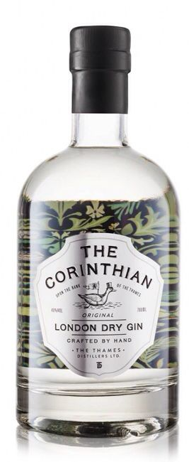 The Corinthian# Gin of the World#