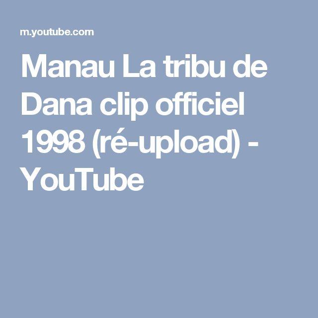 Manau La tribu de Dana clip officiel 1998 (ré-upload) - YouTube