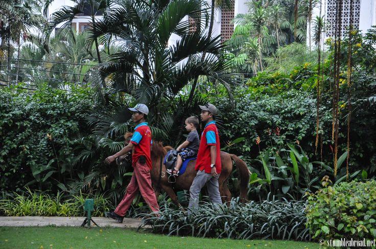 {JakartaForKids} Kid's Activities at the Shangri-La Hotel
