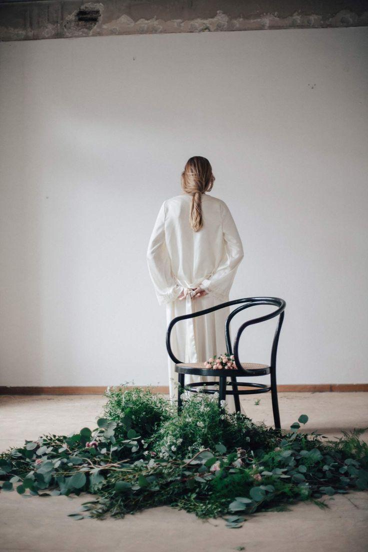 La nueva línea de lencería para novias de Boüret © Noela Roibás