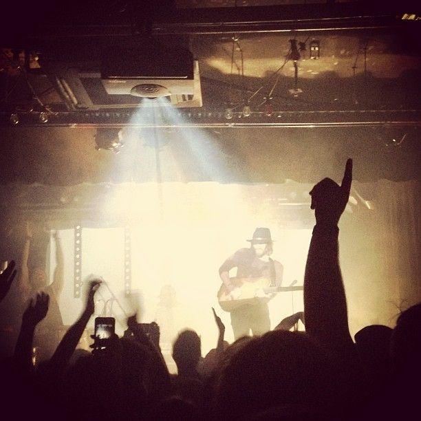 Goodbye weekend! Tijuana Cartel's AmAZiinG show last night #tijuanacartel #oxfordartfactory #saturday #gigs #music #sydney
