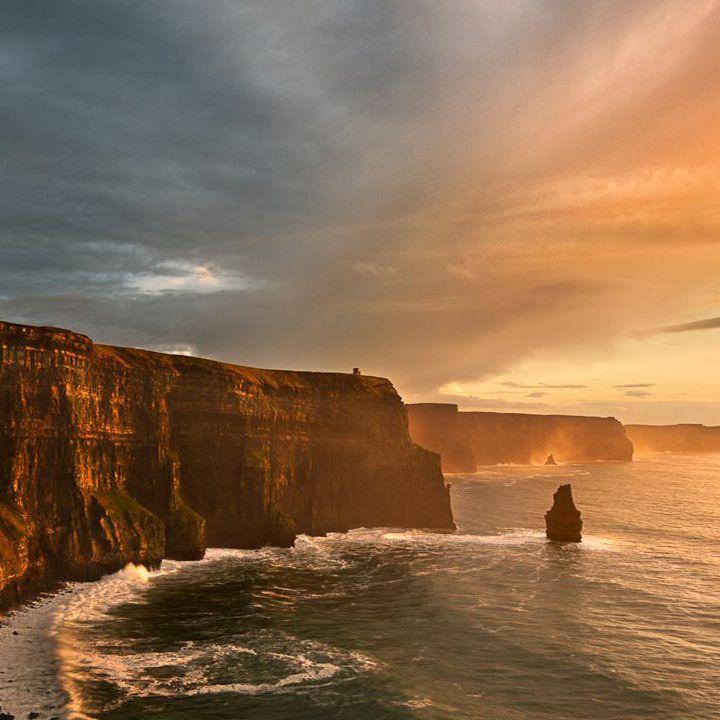 7 фотографий, показывающих всю красоту пейзажей Ирландии. #taptotrip , #путешествия , #туризм , #отдых , #ирландия , #деньсвятогопатрика