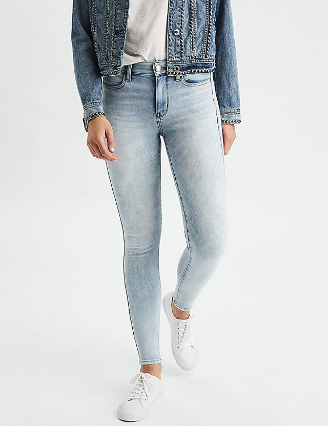 Shop American Eagle Outfitters for men's and women's jeans, T's, shoes and more. All styles are available in additional sizes only at ae.com.