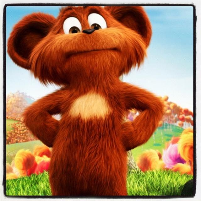 Pipsqueak The lorax, Cute cartoon characters, Lorax costume
