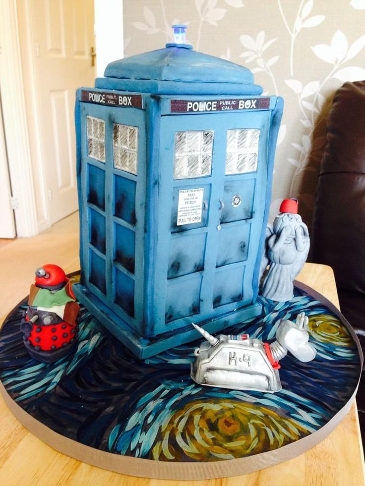 50 best Dr Who Cake Ideas images on Pinterest Cake decorating