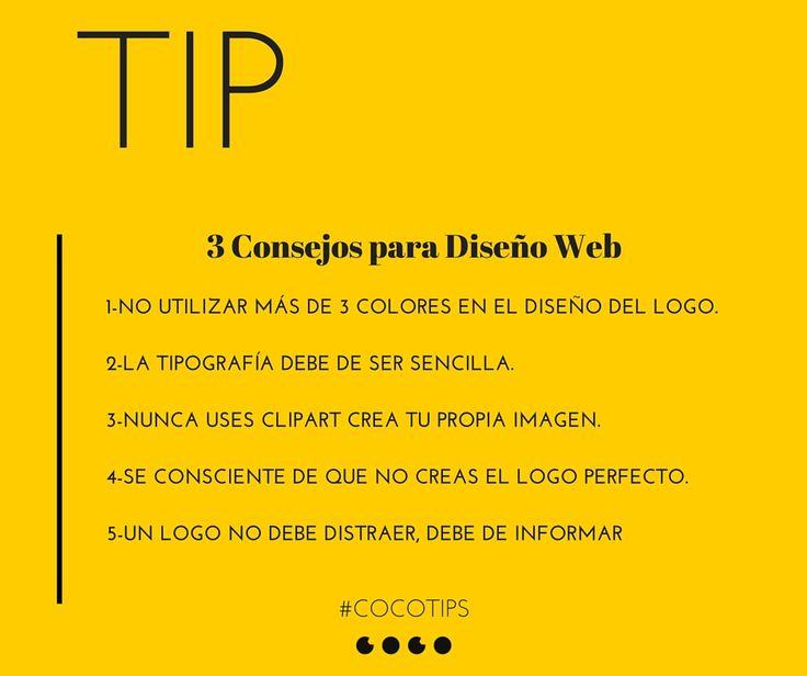 #CocoTips #DiseñoWeb #Logo