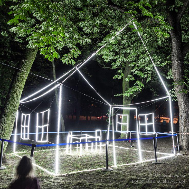 Bella Skyway Festival 2016 - festiwal światła w Toruniu