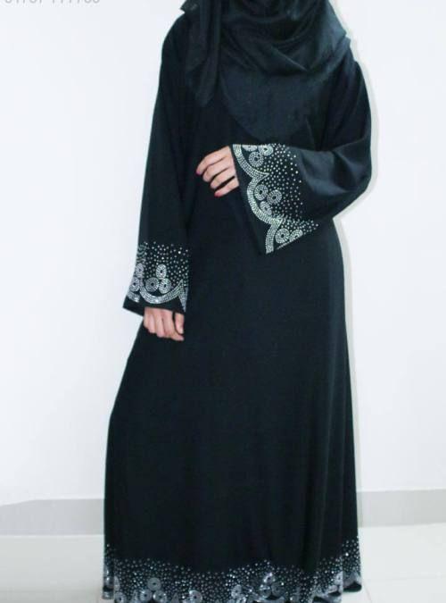 Borka Abaya New Design 2018 In 2019 Abaya Fashion